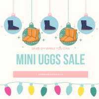 Mini Ugg Boots for Less